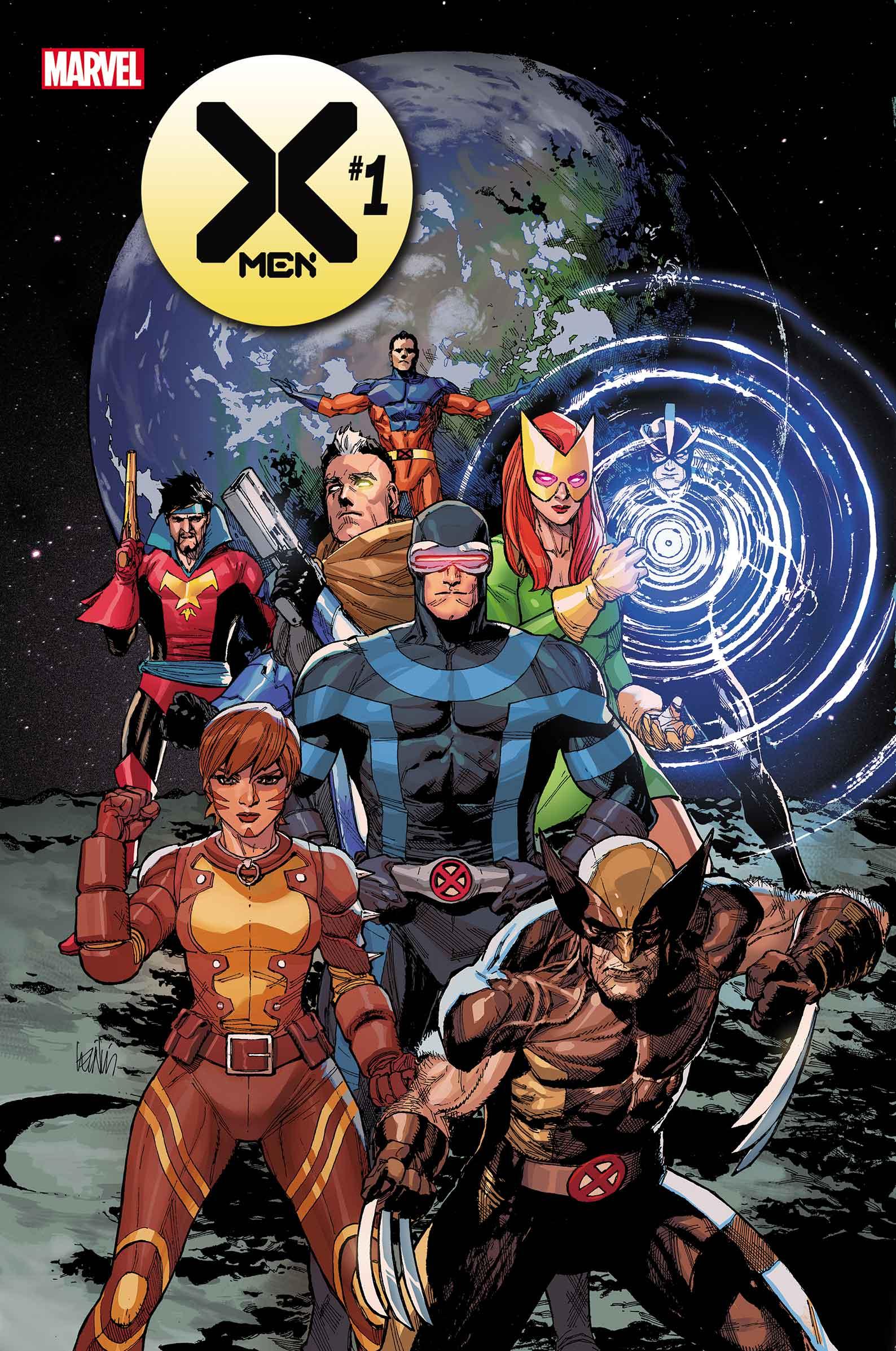 X-Men (2019) #1