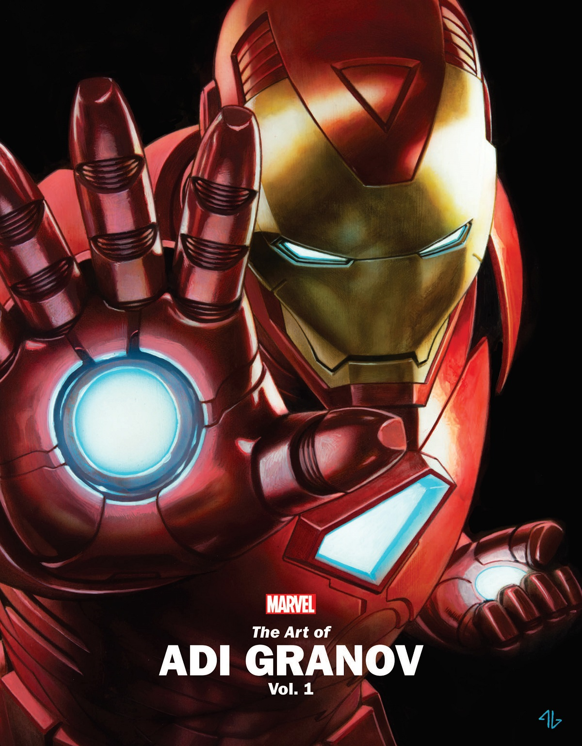 Marvel Monograph: The Art Of Adi Granov Vol. 1 (Trade Paperback)