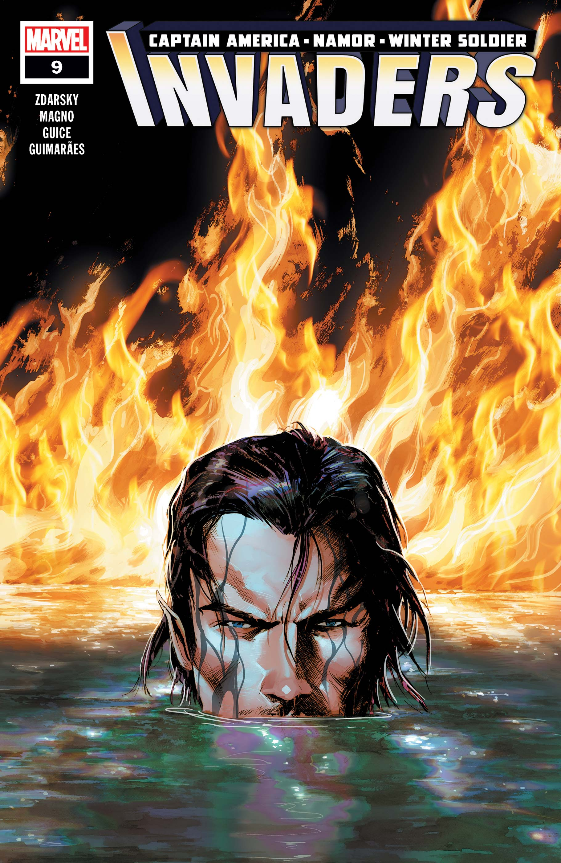 Invaders (2019) #9