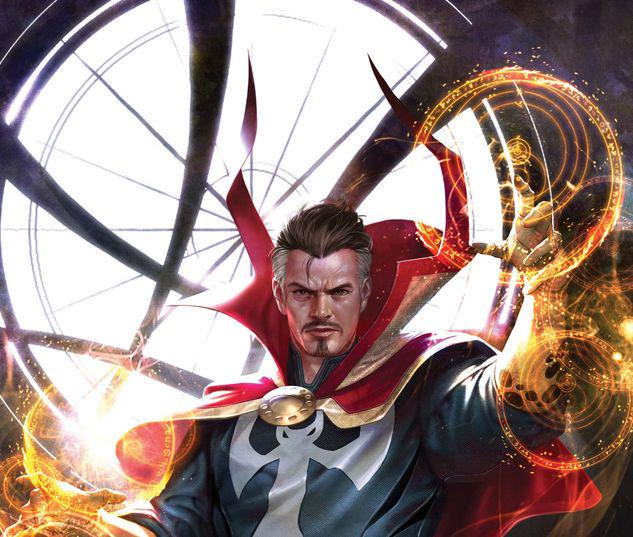 MARVEL TALES: DOCTOR STRANGE 1 INHYUK LEE VIRGIN VARIANT #1