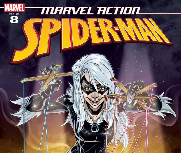 Marvel Action Spider-Man #8