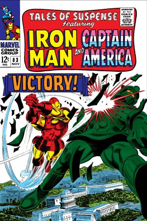 Tales of Suspense #83