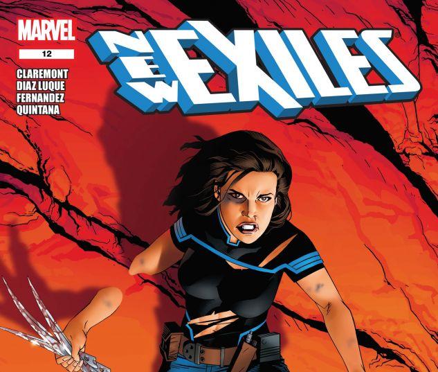NEW EXILES (2008) #12