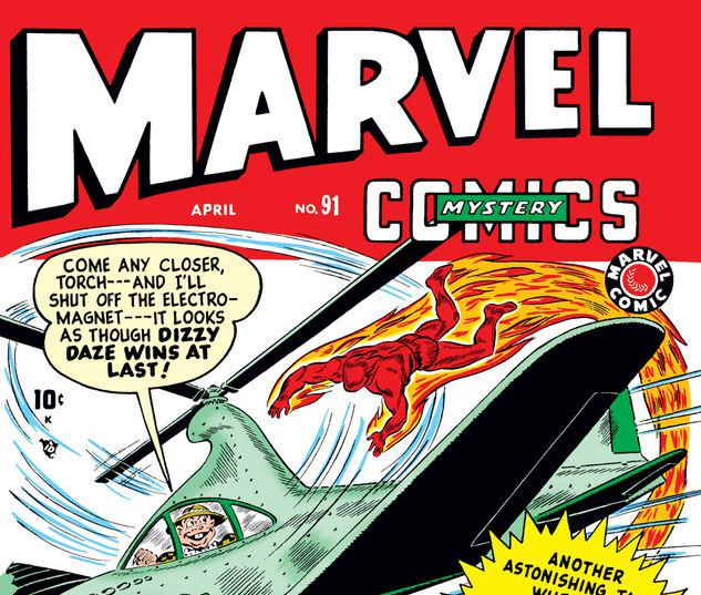 Marvel Mystery Comics #91