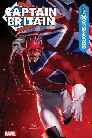 MARVEL TALES: CAPTAIN BRITAIN 1 #1