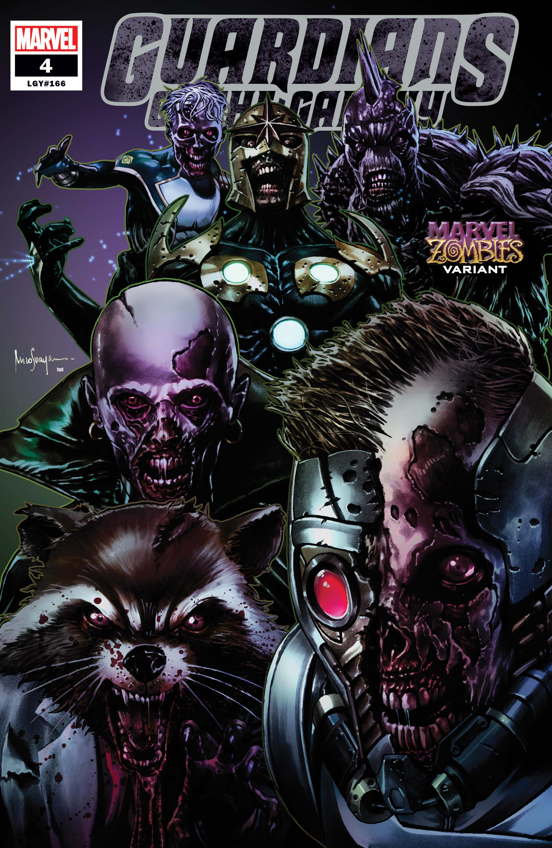 Guardians of the Galaxy (2020) #4 (Variant)