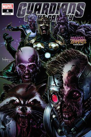 Guardians of the Galaxy #4  (Variant)
