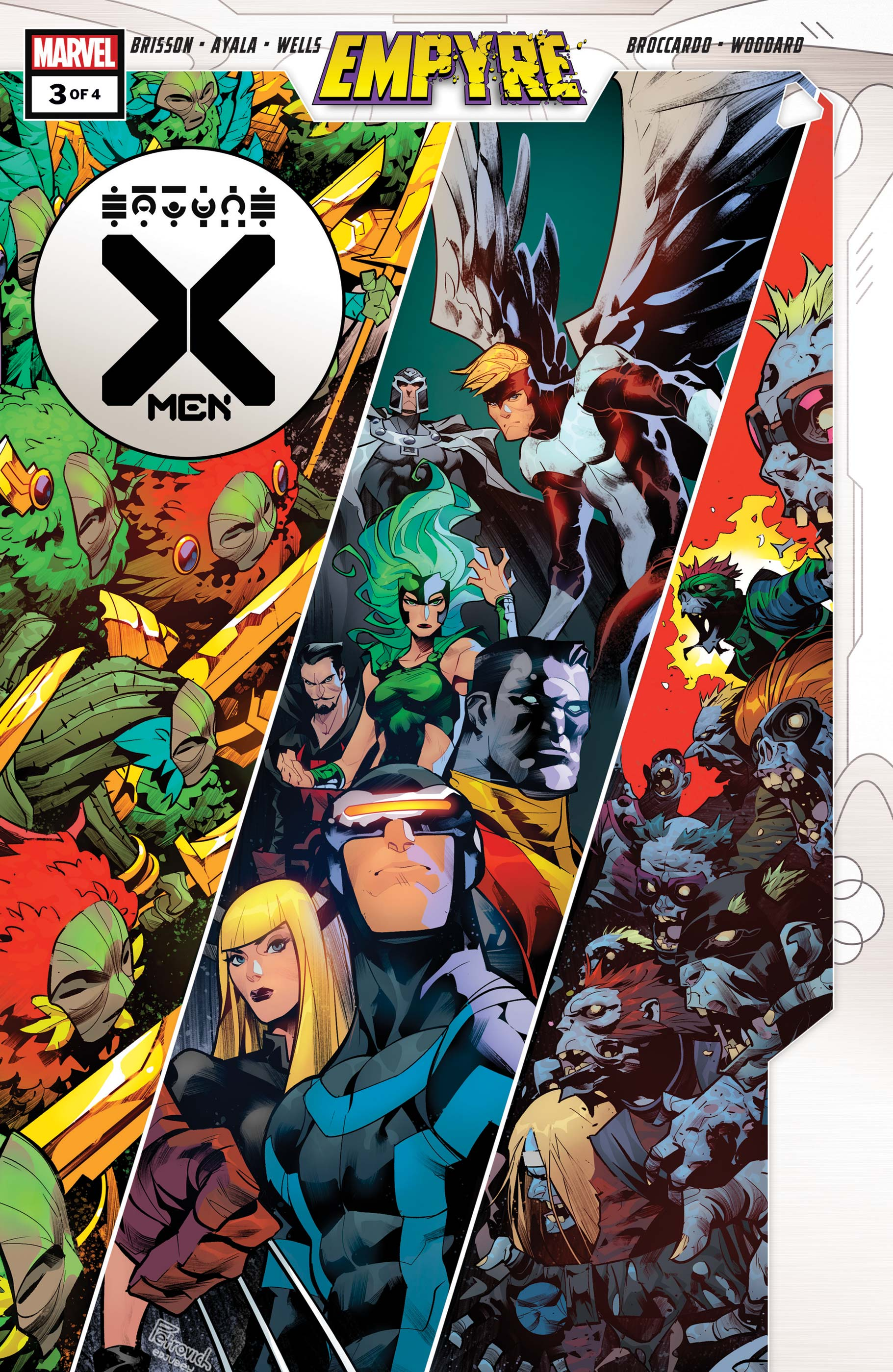 Empyre: X-Men (2020) #3 | Comic Issues | Marvel