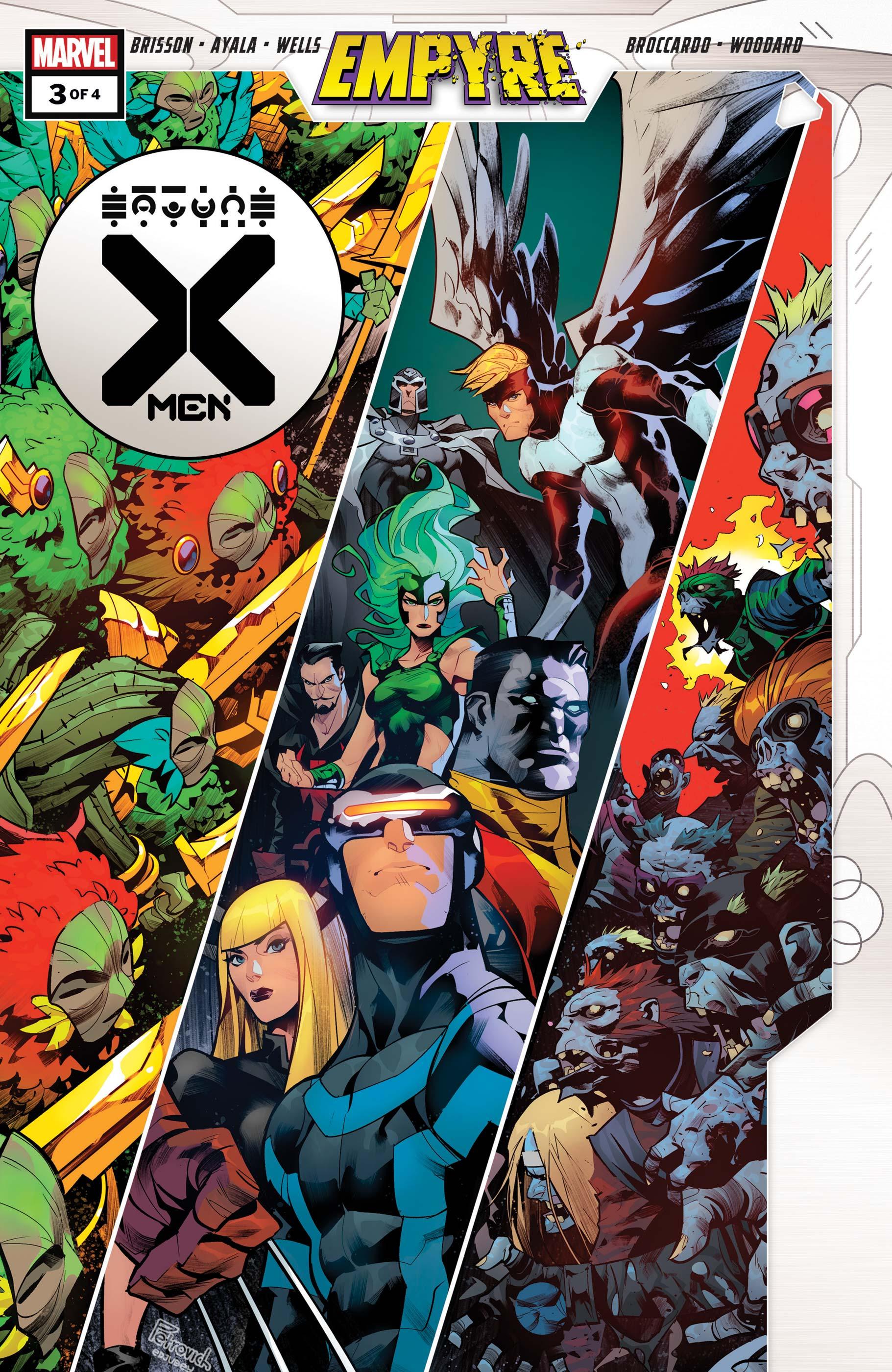 Empyre: X-Men (2020) #3