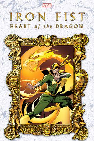 Iron Fist: Heart of the Dragon (2021) #2 (Variant)