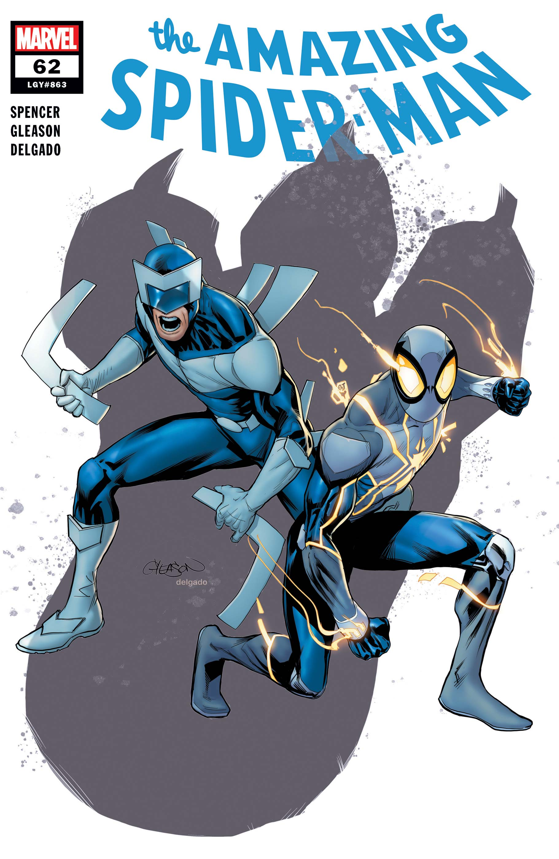 The Amazing Spider-Man (2018) #62