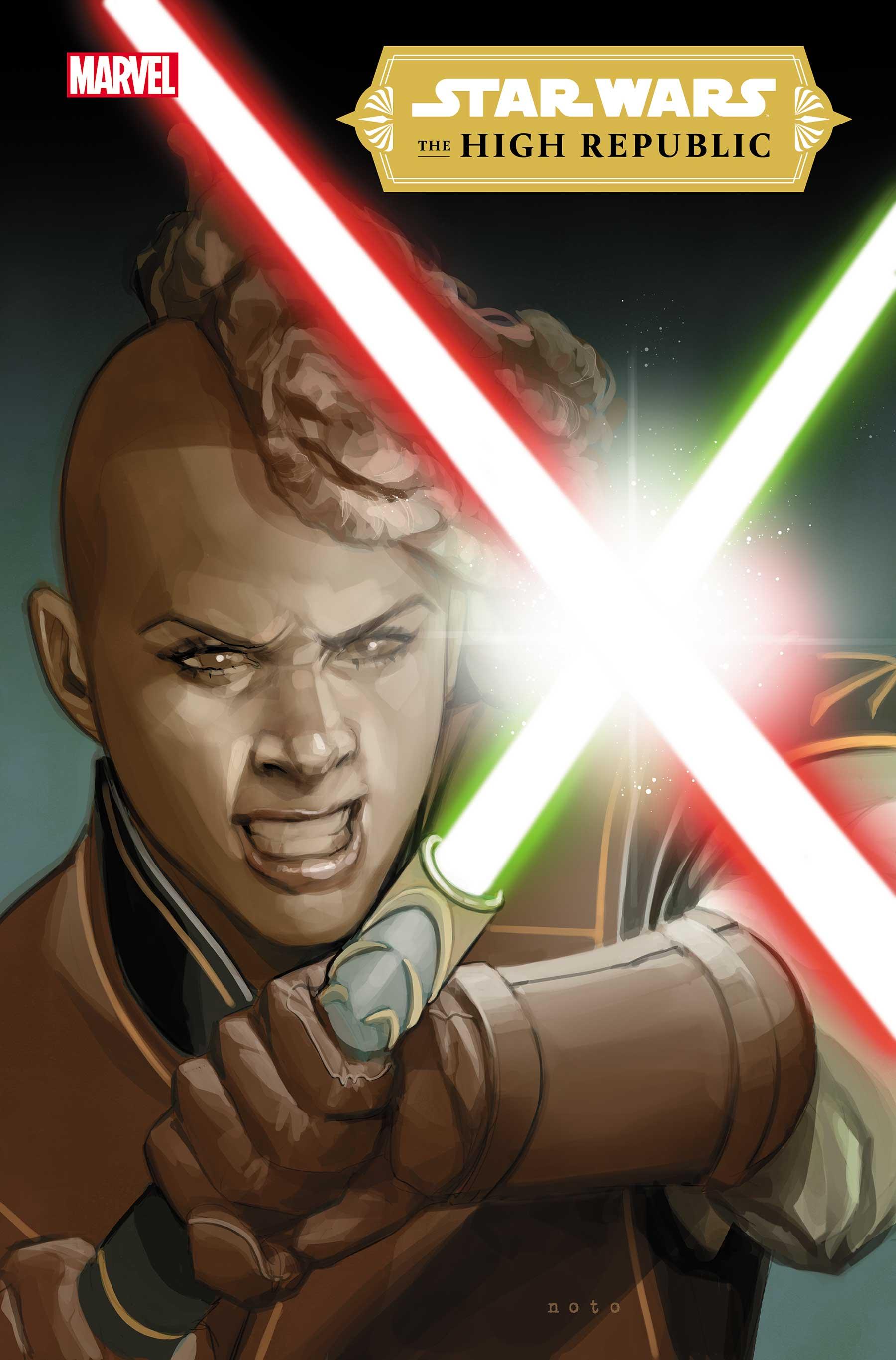 Star Wars: The High Republic (2021) #7