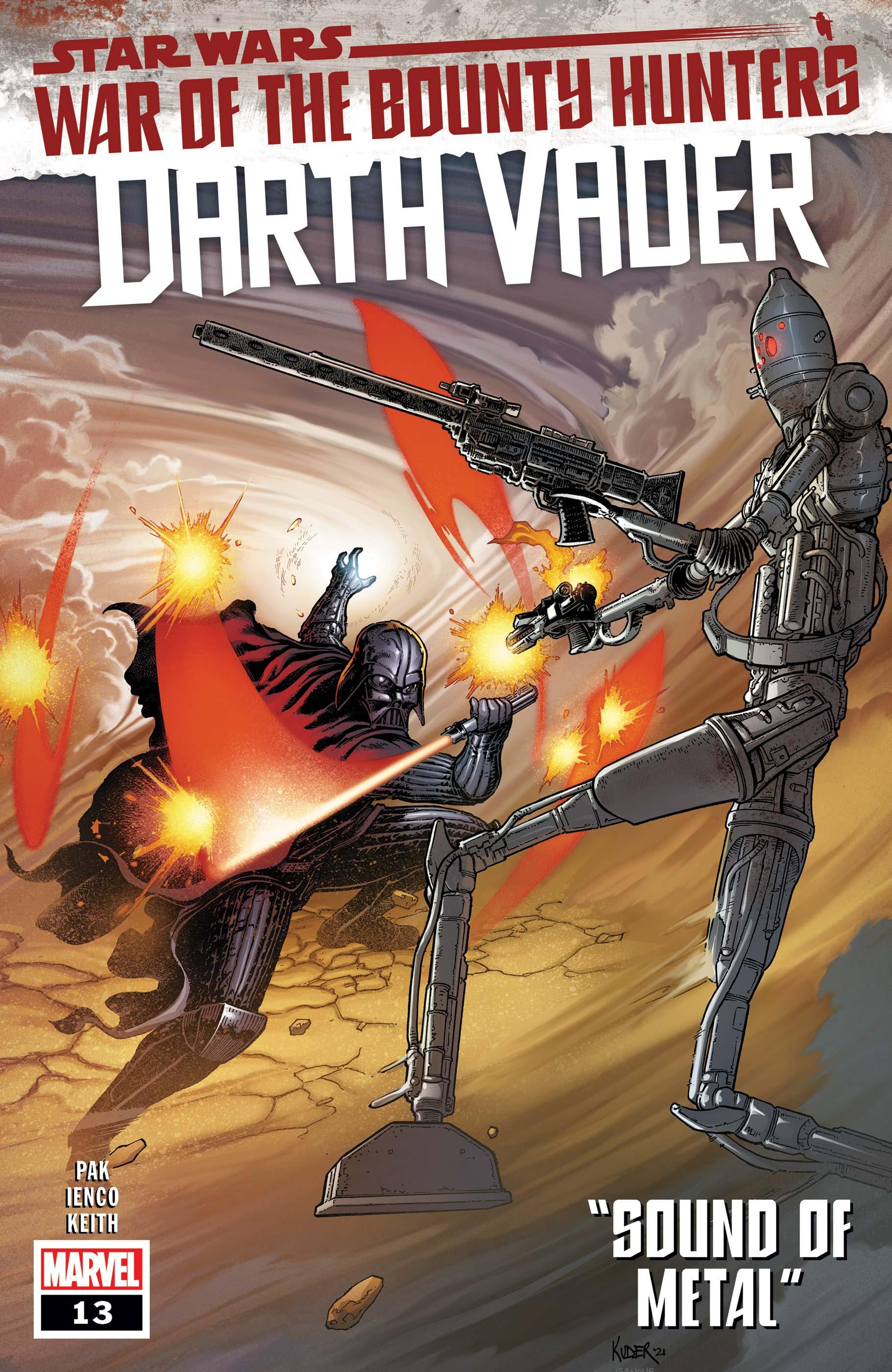 Star Wars: Darth Vader (2020) #13