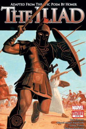 Marvel Illustrated: The Iliad #2