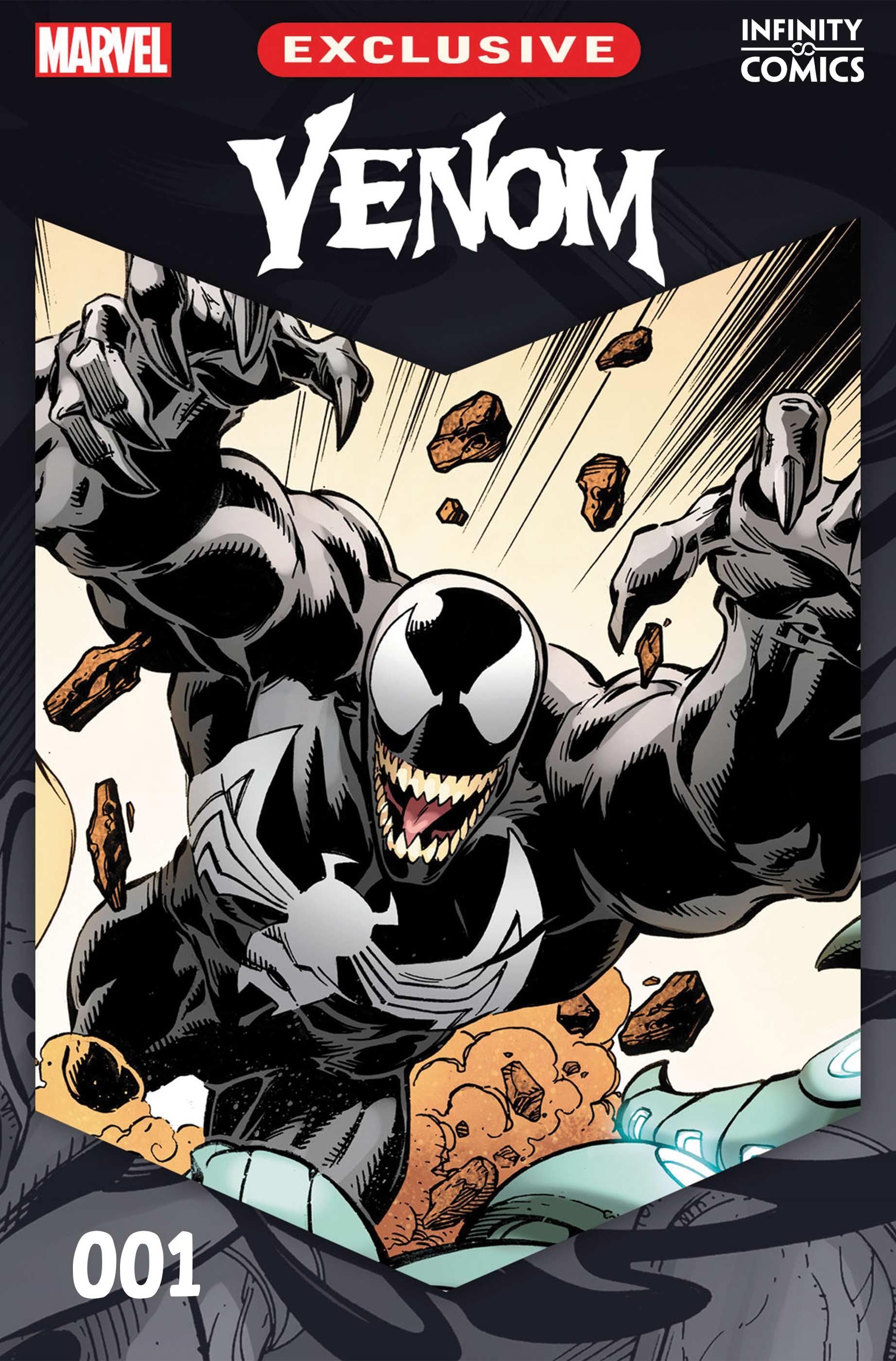 Venom Infinity Comic Primer (2021) #1