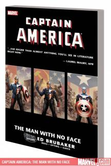 Captain America: The Man with No Face (Trade Paperback)