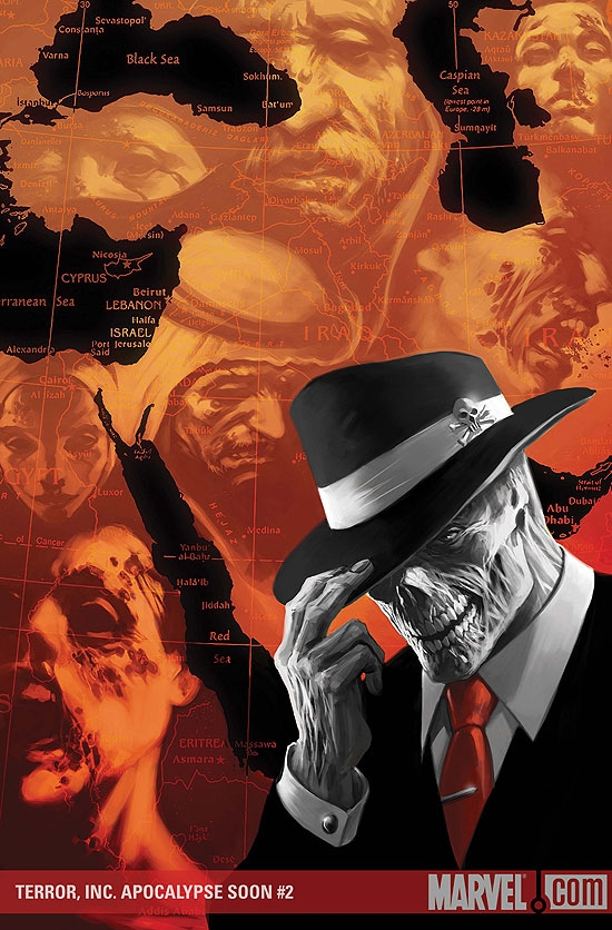 Terror, Inc. - Apocalypse Soon (2009) #2