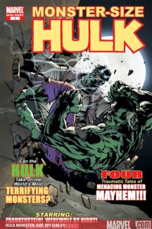 Hulk Monster-Size Special (2008) #1