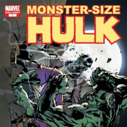 HULK MONSTER-SIZE SPECIAL #1