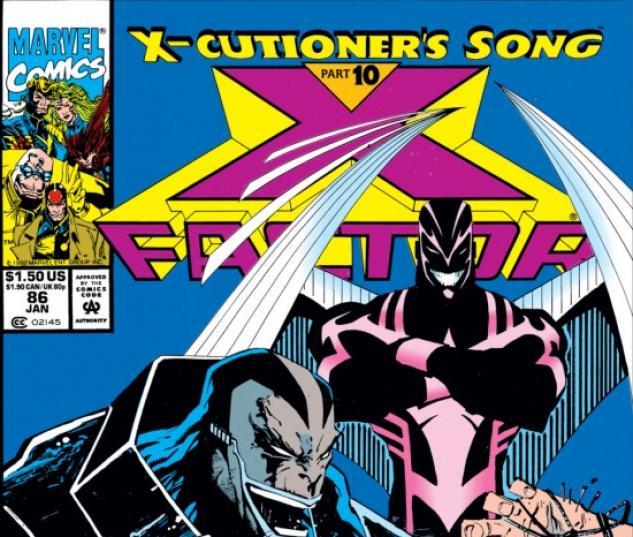 X-Factor #86