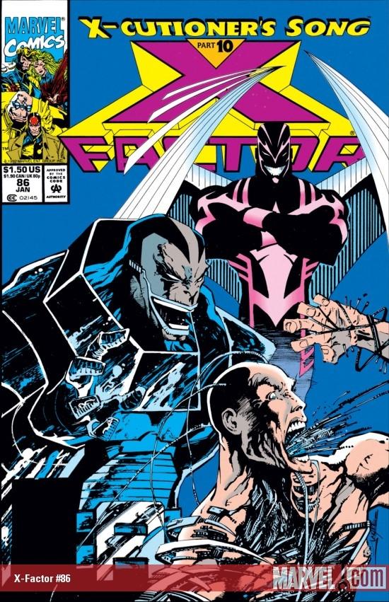 X-Factor (1986) #86