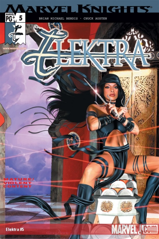 Elektra (2001) #5