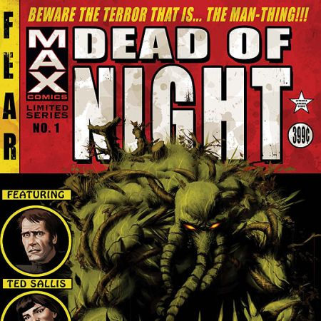 Dead of Night Featuring Man-Thing (2008)