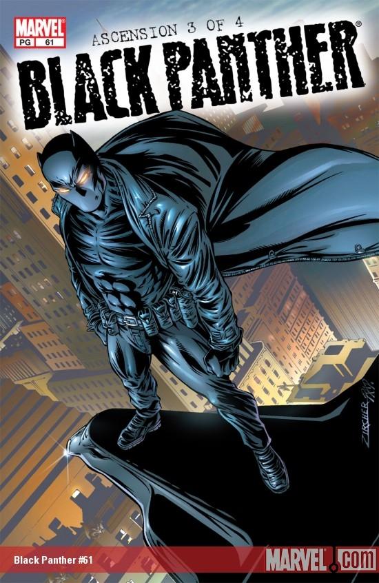 Black Panther (1998) #61