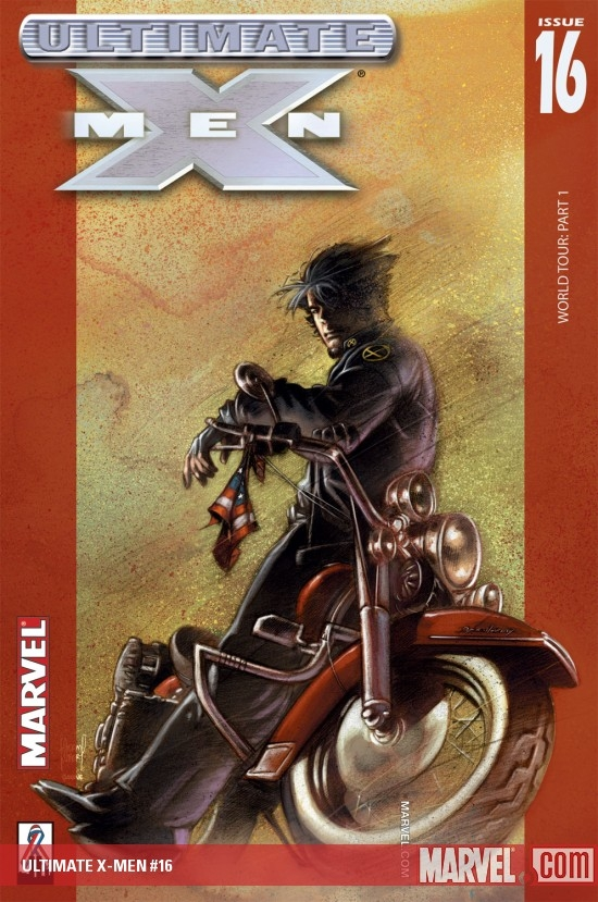 Ultimate X-Men Vol. 3: World Tour (Trade Paperback)