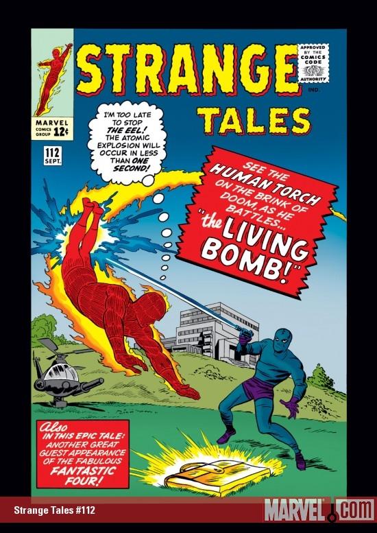 Strange Tales (1951) #112