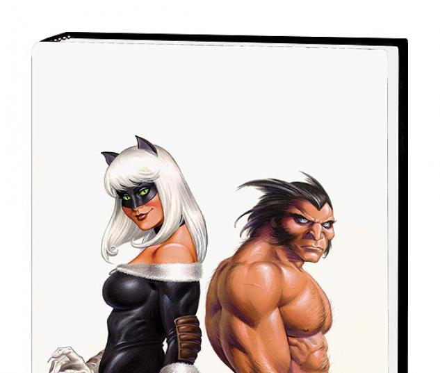 WOLVERINE & BLACK CAT: CLAWS COVER