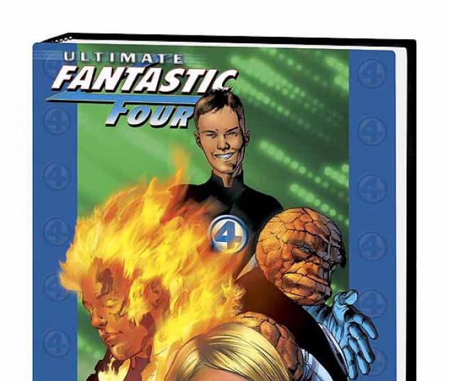ULTIMATE FANTASTIC FOUR VOL. 1 #0