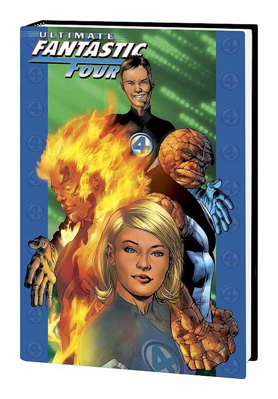 Ultimate Fantastic Four Vol. 1 (Hardcover)