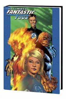 Ultimate Fantastic Four Vol. 1 (Hardcover)