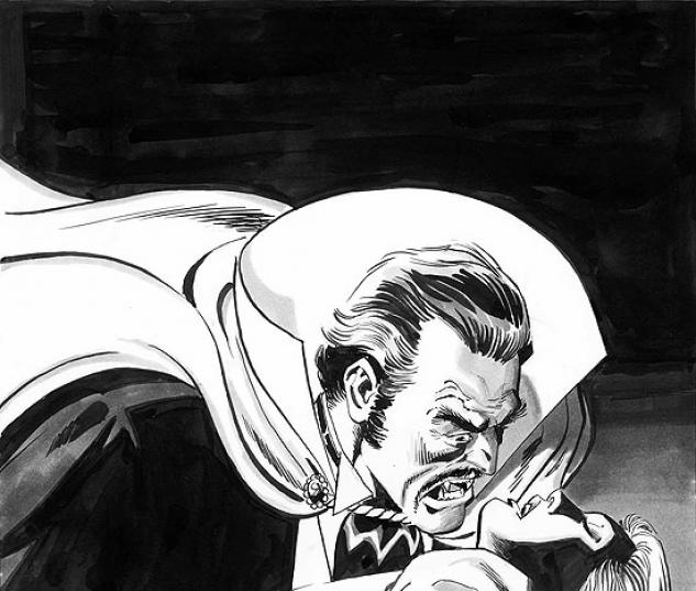 STOKER'S DRACULA (2006) #3 COVER