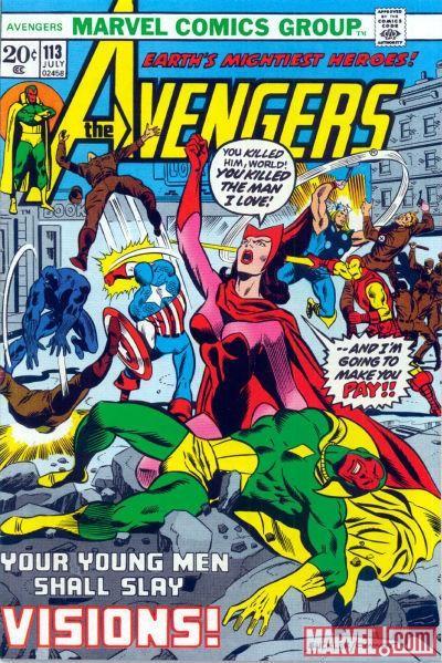 Avengers (1963) #113