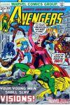 AVENGERS #113 cover
