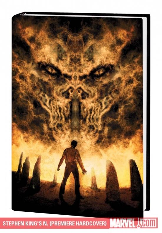 Stephen King's N. (Hardcover)