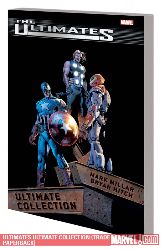 Ultimates Ultimate Collection (Trade Paperback)