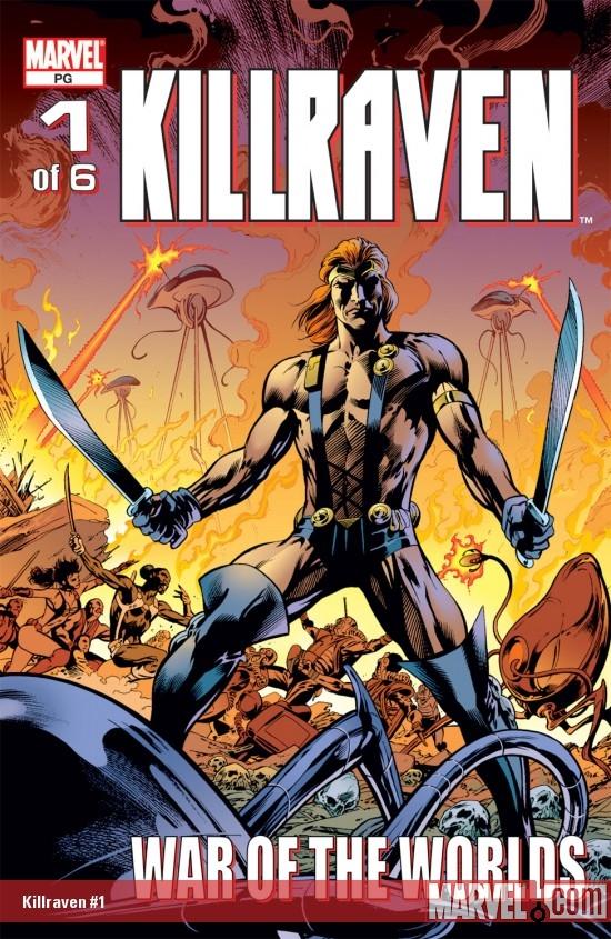 Killraven (2002) #1