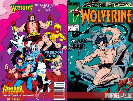 Marvel Comics Presents (1988) #41