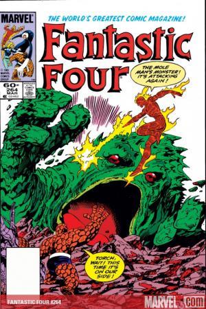 Fantastic Four (1961) #264