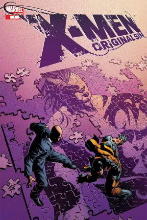 X-Men: Original Sin (2008) #1