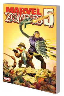 Marvel Zombies 5 (Trade Paperback)