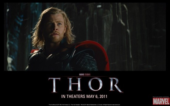Thor Movie Wallpaper #6