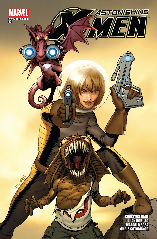Astonishing X-Men (2004) #42