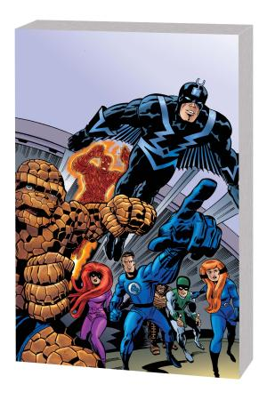 Essential Fantastic Four Vol. 4 (All-New Edition) (Trade Paperback)