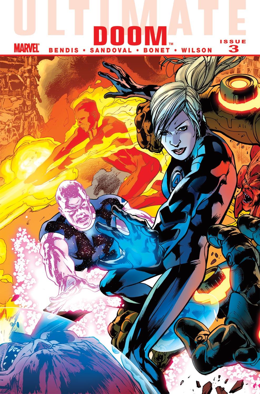 Ultimate Comics Doom (2010) #3