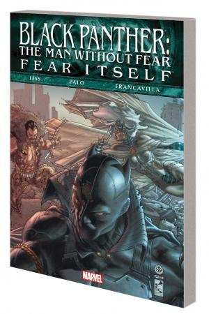 Black Panther: The Man Without Fear - Fear Itself TPB (Trade Paperback)