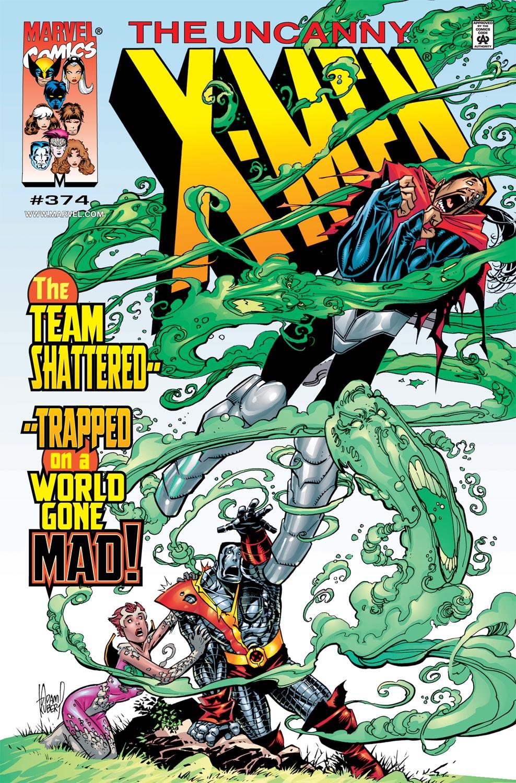Uncanny X-Men (1963) #374